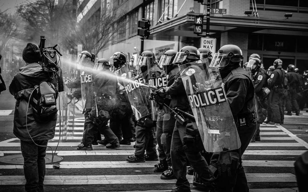 Fotografierverbot – Dürfen Polizisten fotografiert werden?