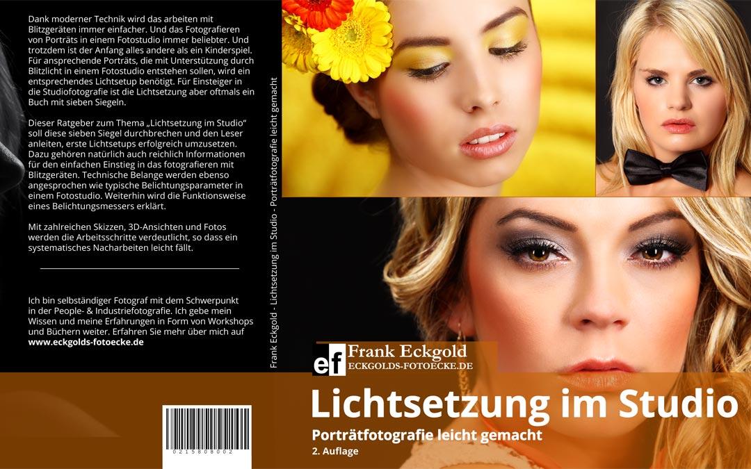 """2. Auflage von """"Lichtsetzung im Studio -Porträtfotografie leicht gemacht"""" ist verfügbar"""